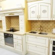 Classic kitchen — Foto de Stock