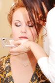 Make-up — Stock fotografie