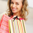Woman shopping — Stock Photo #1811065
