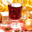 Mulled wine — Stock Photo #1811570