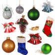 Christmas collection - Stockfoto