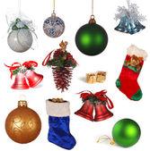 Christmas collection — Stock Photo
