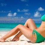 Bikini girl — Stock Photo #2506449