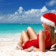 Caribbean christmas - Stock Photo