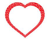 Heart framework — Stock Photo