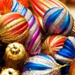 Colourful christmas decoration — Stock fotografie #1251193
