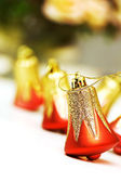 Christmas decoration isolated — Stockfoto