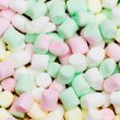 Various dry colourful sweets — Stock Photo #1632324