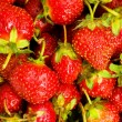 Stock Photo: Lots of strawberries