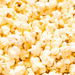 Close up of background - popcorn kernels — Stock Photo
