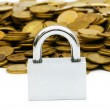 Concept of financial security - Stock Photo