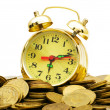 Time is money concept - Foto de Stock