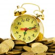Time is money concept — Stock Photo #1636789