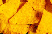 Heap of chips — Stock Photo