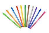 铅笔孤立的选择 — 图库照片