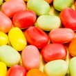 Various dry colourful sweets — Stock Photo