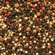 Close up of pepper background — Stock Photo