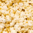 Stock Photo: Close up of popcorn kernels