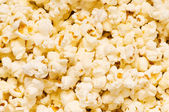 Close up of popcorn kernels — Stock Photo