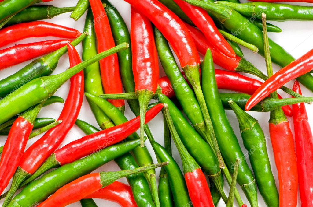 how to cook red and green peppers