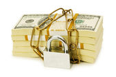Financial security concept — Stock Photo