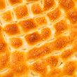 Close up of bread crust — Stock Photo