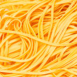 Extreme close up of the spaghetti - Stock Photo