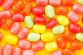 Various dry colourful sweets — Stock fotografie