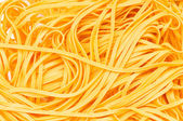Extreme close up of the spaghetti — Stock Photo