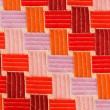Textile pattern - Stock Photo