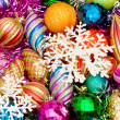 Colourful christmas decoration — Stock Photo #1972117