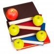 Back to school concept with books — Stock Photo #1972573