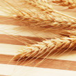 Stock Photo: Wheat ears
