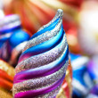 Colourful christmas decoration — ストック写真