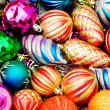 Colourful christmas decoration — Stock Photo #2528944