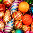 Colourful christmas decoration — Stock Photo #2529243