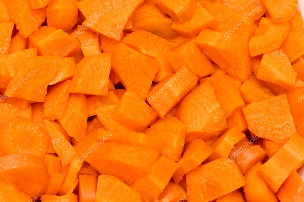 chopped carrots - photo #34