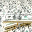 Background with many americdollars — Stock Photo #2602849