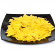Mexican traditional food - corn chips — Stock Photo