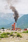 Concetto di inquinamento — Foto Stock
