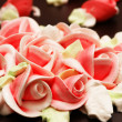 Close up of rose decoration — Stock Photo #2633182