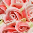 Close up of rose decoration — Stock Photo