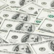 Stock Photo: Background with hundred dollars
