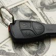 Car remote over hundred dollars — Stock Photo #2655676