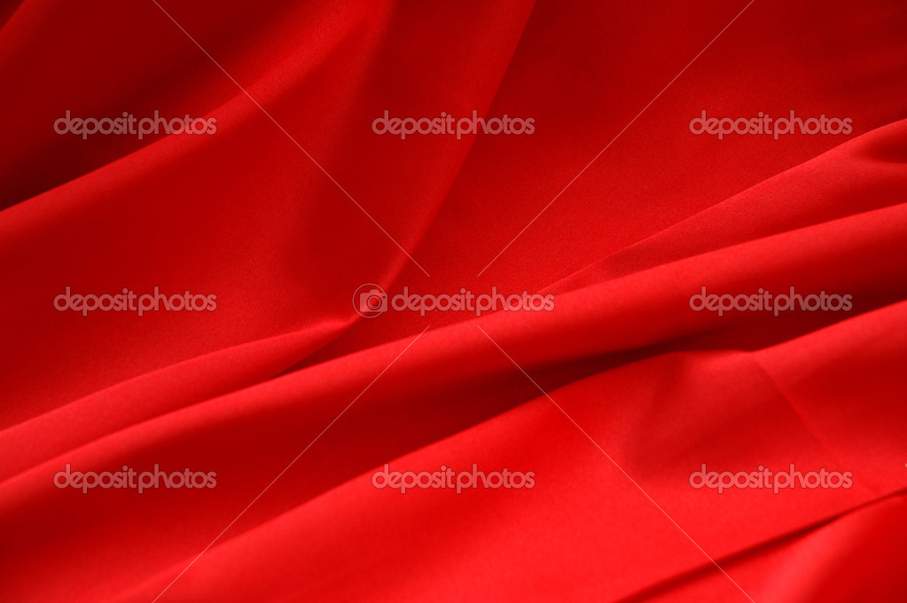 Satin folded - can be used as background — Stock Photo #2650827