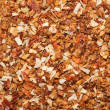 Close-up of red pepper and other spices - Foto Stock