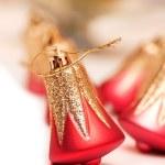 Christmas decoration isolated — Stock Photo #2681594