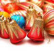Christmas decoration isolated — Foto Stock