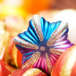 Lots of christmas decoration - Stockfoto