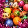 Colourful christmas decoration — Stock Photo #2682057